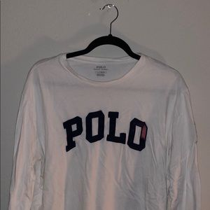 Limited edition polo long sleeve
